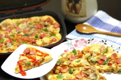 Resep Masakan Pizza Happy Call Anti Gagal