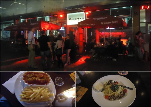 35 milli(m)éter Onde comer em Munique Alemanha