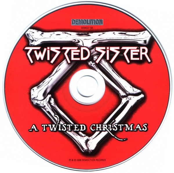 Twisted Sister Christmas.A Twisted Christmas Album Download Monument Of Endless