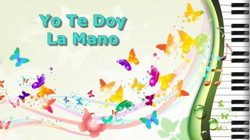Yo Te Doy La Mano