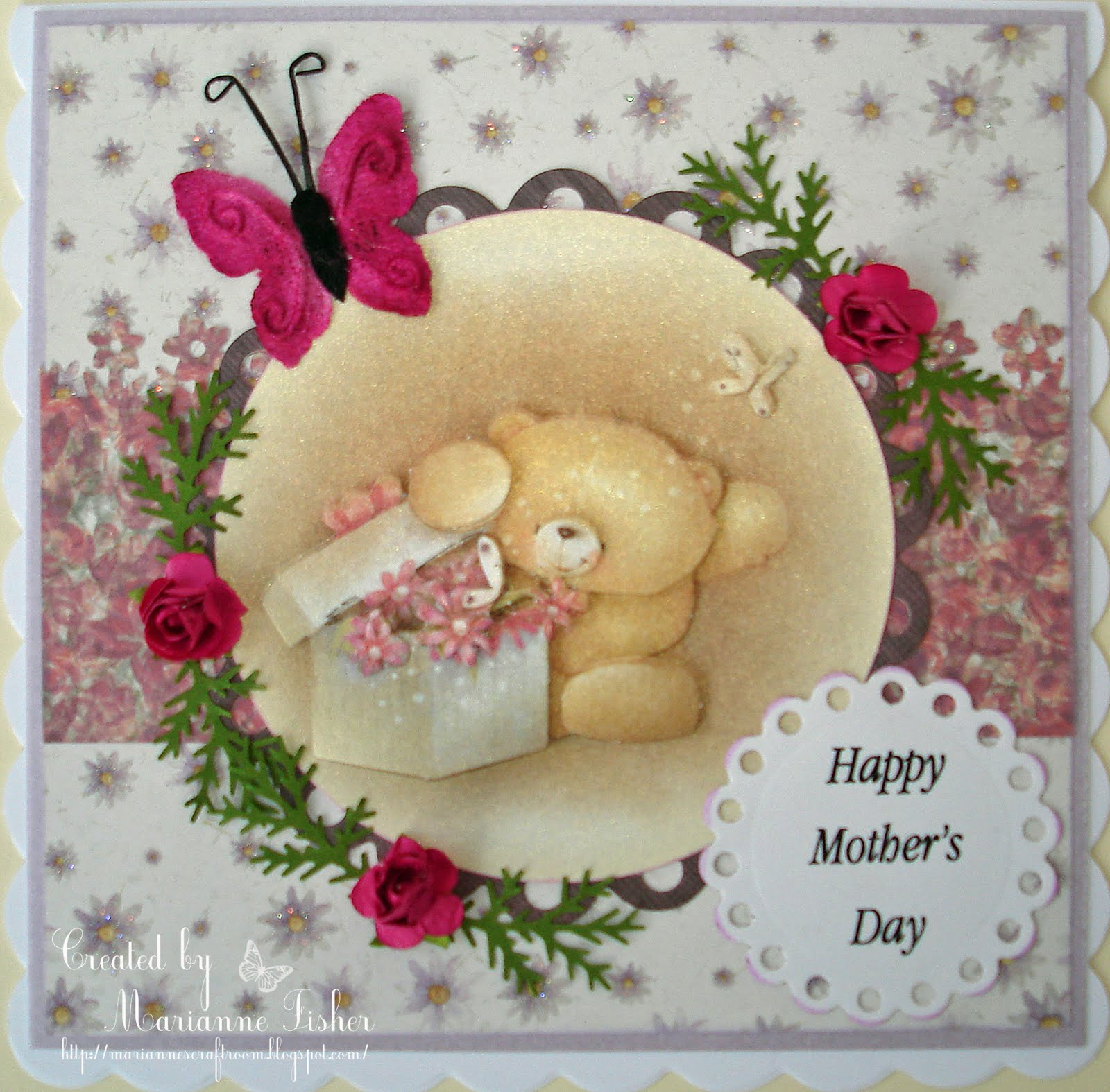 Mariannes Craftroom More Mothers Day Cards