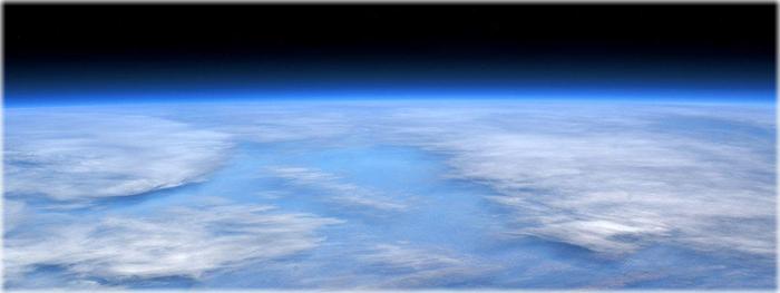 amazonia vista da estaçao espacial internacional