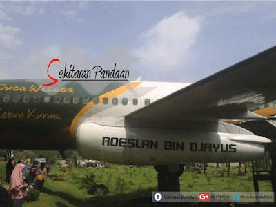 Tiket Masuk Kebun Kurma Pasuruan Jawa Timur