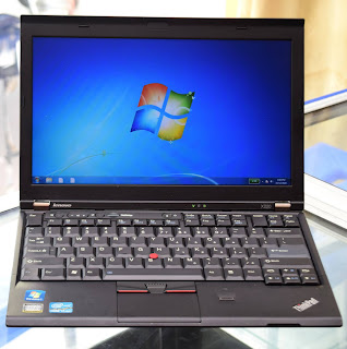 Jual Laptop Lenovo ThinkPad X220 Core i7 di Malang