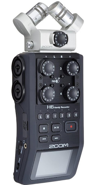 Zoom Handy Recorder