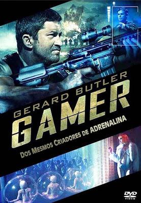 Gamer - DVDRip Dual Áudio