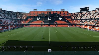 PES 2021 Stadium Mestalla