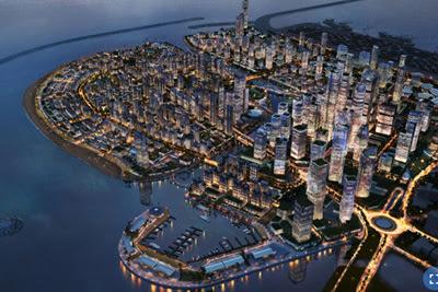 colambo port project