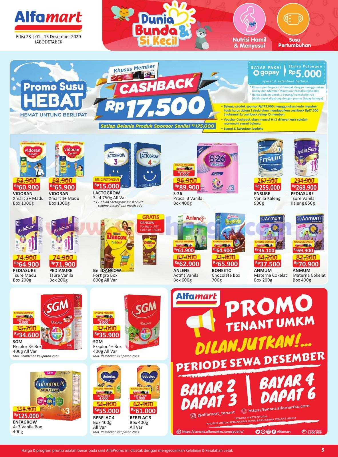 Katalog Promo Alfamart 1 - 15 Desember 2020 5