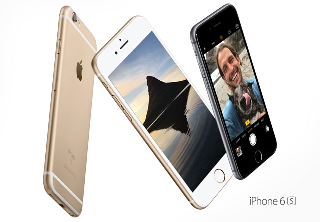 Apple iPhone 6s and 6s Plus Now Official with 3D Touch, Ion-X Glass and 12MP Camera