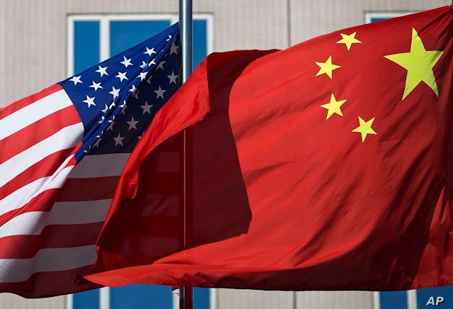 China marekani