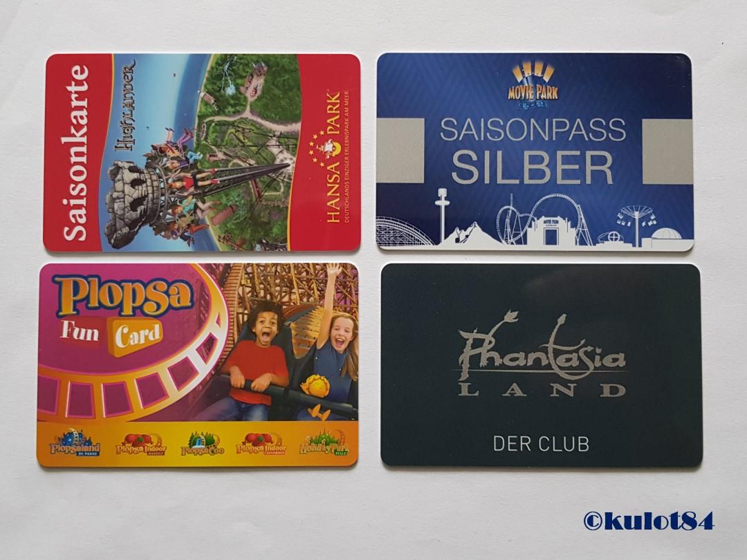 Phantasialand Park Karte.Theme Park Pictures By Kulot84 Jahreskarten Lohnt Es