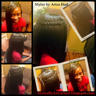 Weave, protective styles, hair styles for black women