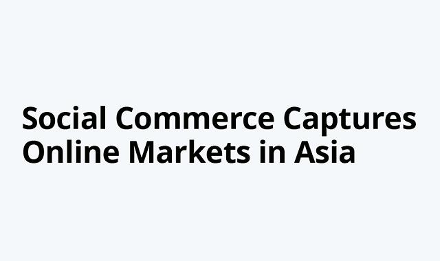 Social commerce statistics in Asia