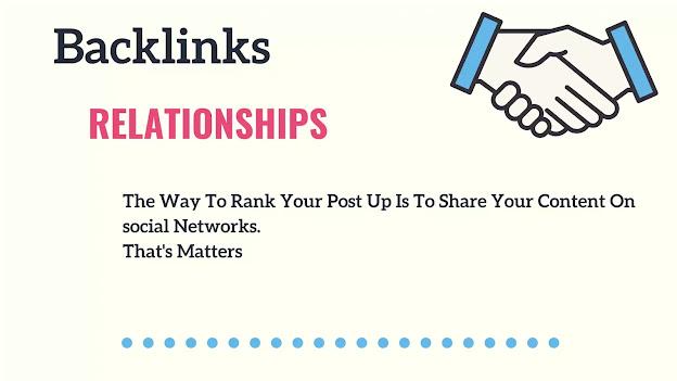 social sharing backlinks