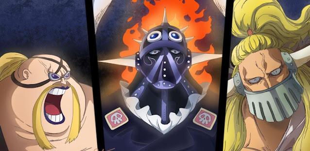 Komik One Piece Chapter 981: Spoiler dan Tanggal Rilis