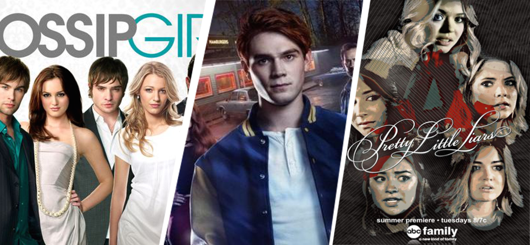 Série Riverdale critique comparaison gossip girl pretty little liars Deuxaimes