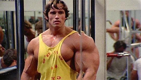 Culturista es considerado el doble de Arnold Schwarzenegger