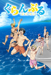 Download Ost Anime Grand Blue Opening and Ending theme.