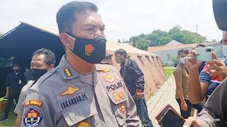 Polda Jateng Pastikan Personel Pengamanan Pilkada Serentak 2020 Bebas Covid-19