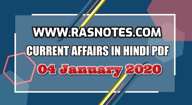 Current affairs in hindi pdf