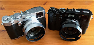 Silver or Black X100F, which one to choose?