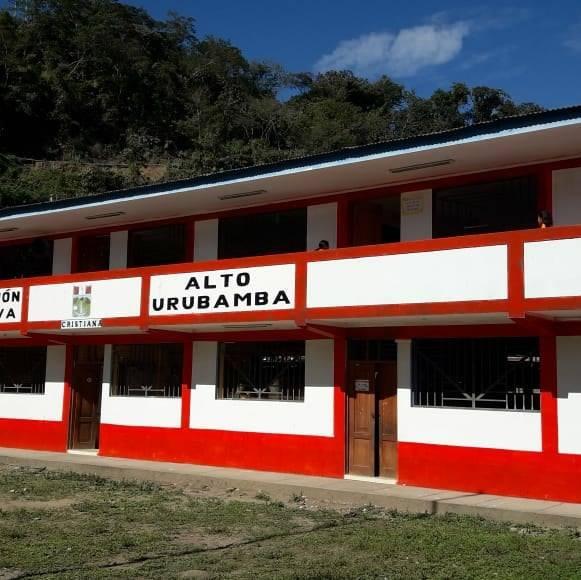 Escuela ALTO URUBAMBA - Kiteni