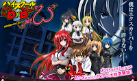 High School DxD New BD Batch Subtitle Indonesia