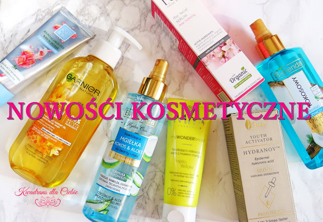 blog urodowy, nowości kosmetyczne, nowe kosmetyki