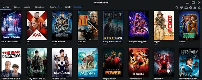 تحميل بوب كورن 2021: Popcorn Time .APK V3.6.7 مشاهدة الأفلام والمسلسلات مجانًا!
