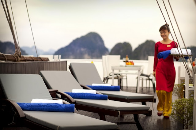 Top 5 Best Halong Bay Cruises