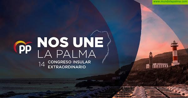 La Junta Directiva del PP de La Palma aprueba la celebración del XIV Congreso Insular Extraordinario