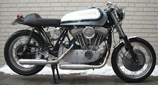 la haduc sportster cafe racer sixty style