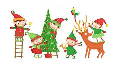 La Leggenda del Natale narrata da un'Elfa di Babbo Natale - Visita guidata prenatalizia per bambini e ragazzi