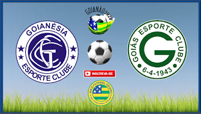 Goianésia mira o segundo lugar no geral, diante de um Goiás 100% reserva