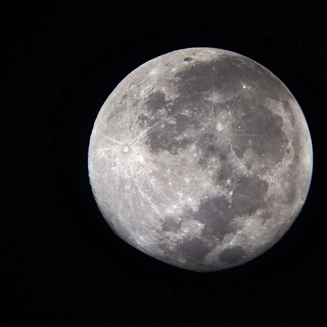 Lua de São Jorge - Chapada dos Veadeiros