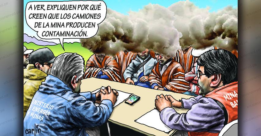 Carlincaturas Miércoles 27 Marzo 2019 - La República