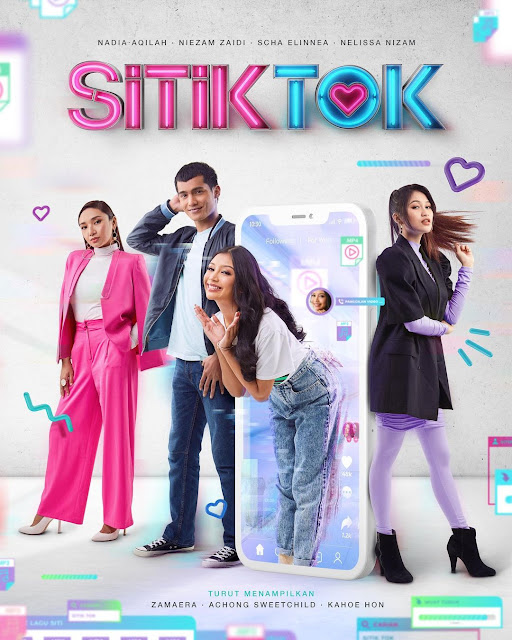 Tonton Drama Sitik Tok Di TV3 Dan WeTV Malaysia