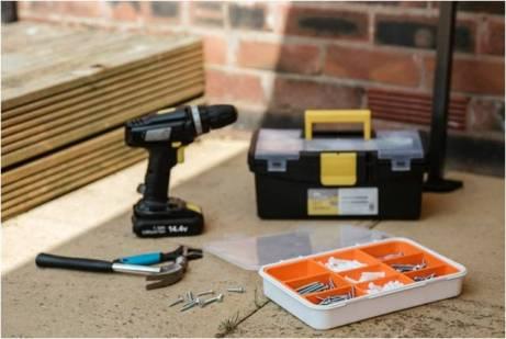 A repair kit