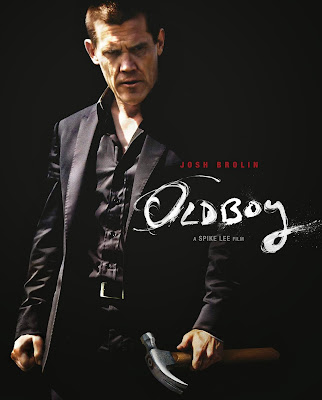 Poster Of Hollywood Film Oldboy (2013) In 300MB Compressed Size PC Movie Free Download At worldfree4u.com