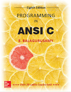 Programming in ANSI C pdf free download