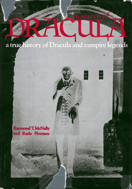 An analysis of chapter four of the book in search of dracula by raymond t mcnally