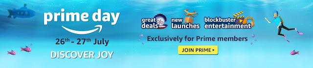 Amazon Prime Day 2021 India