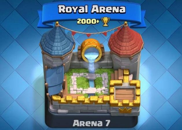 Cara Mudah Mendapatkan Kartu Legendary Card princess Gratis, Cara Mendapatkan princess Pada Arena 7, Cara Mendapatkan princess Dari Chest Clash Royale.