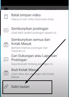 Cara Menyimpan Video Di Facebook Ke Galeri