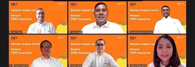 Merger FWD Insurance