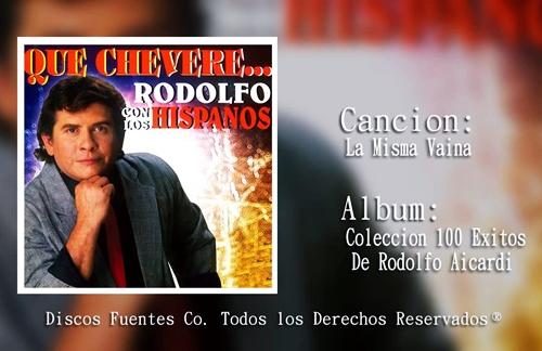 La Misma Vaina (Tanto Trabajar) | Rodolfo Aicardi Lyrics