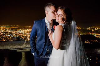 Casamento no Cristo Redentor  - Camila + Daniel