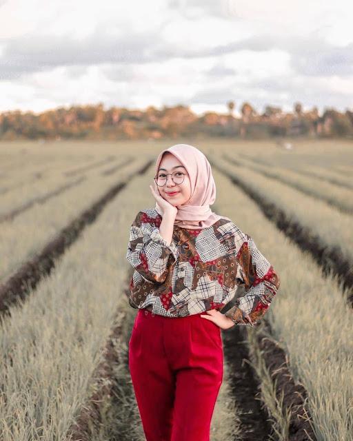 Ladang Bawang Kretek Bantul Yogyakarta