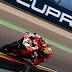 WorldSBK: Davies frena a Rea con un magnífico triunfo en la Carrera 2 de Aragón